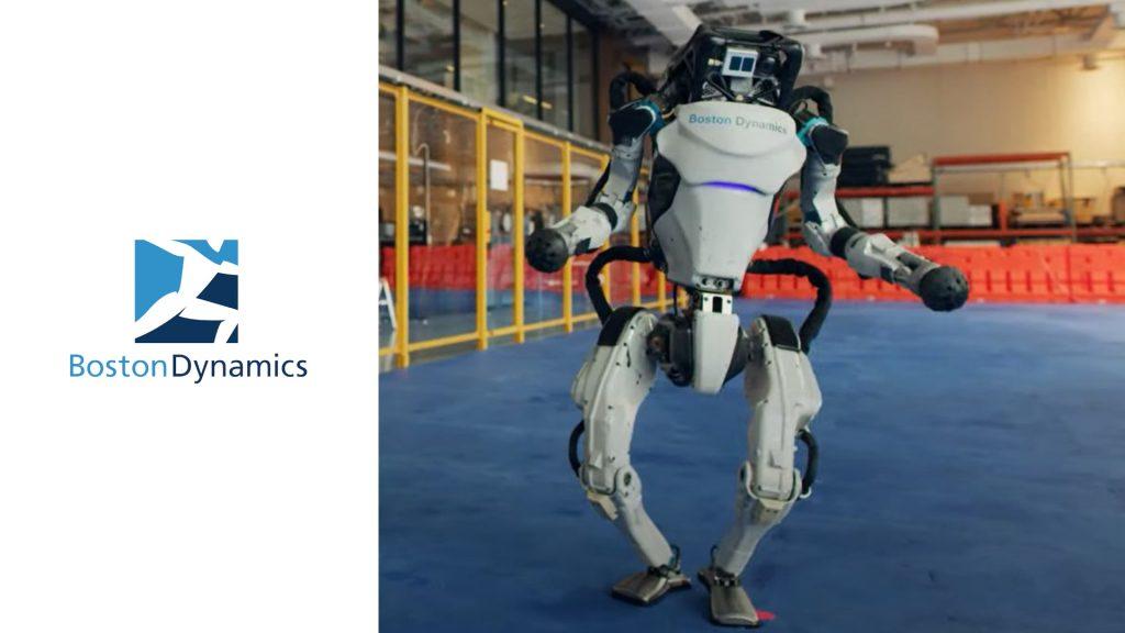 בוסטון דיינמיקס - ריקוד רובוטים